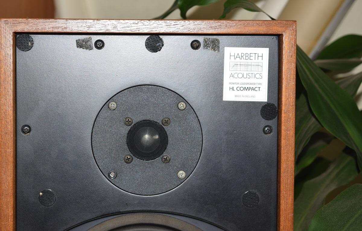 Harbeth HL Compact