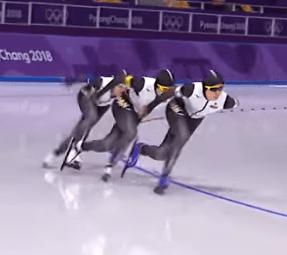 平昌オリンピック女子スピードスケート・団体パシュート