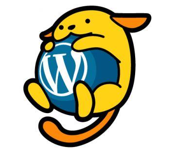 ja.wordpress.org 公式キャラクターわぷー