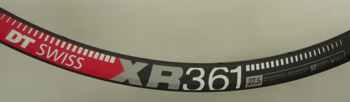 DT swiss XR361リム