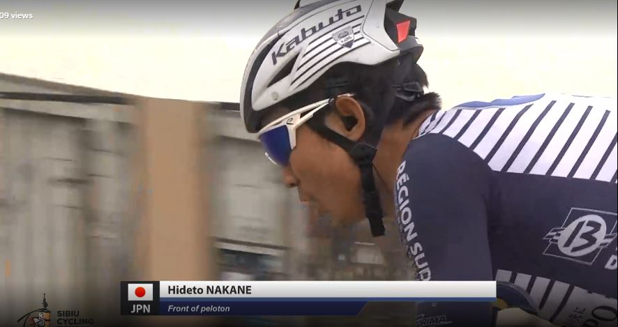 Team NIPPO DELKO One Provence中根英登選手