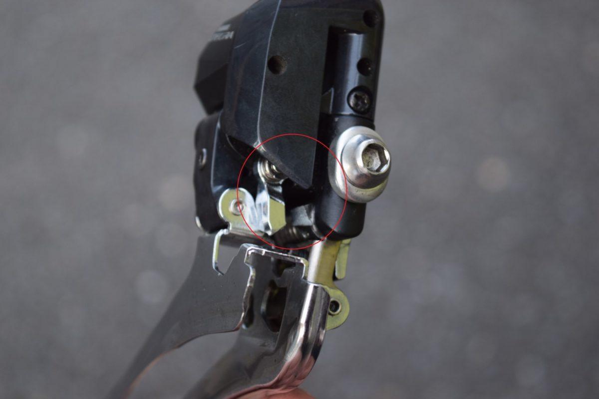 シマノ・アルテグラDi2 FD-6870