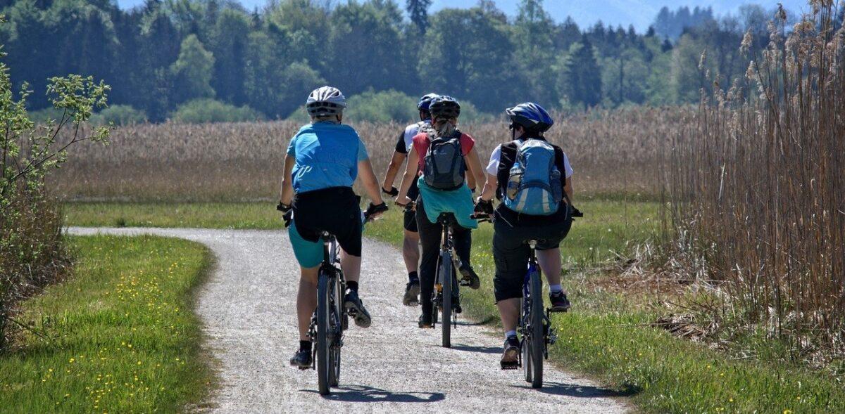 サイクリング趣味の継続