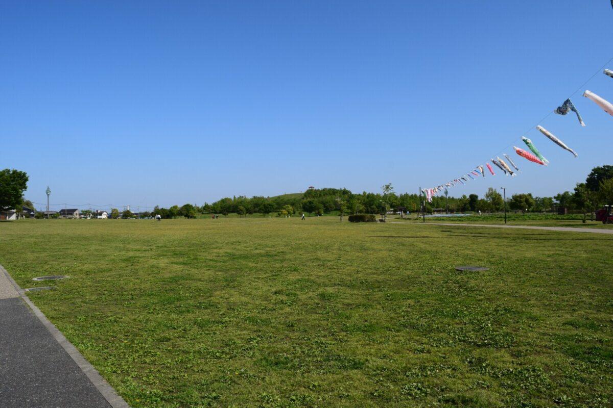 まつぶし緑の丘公園