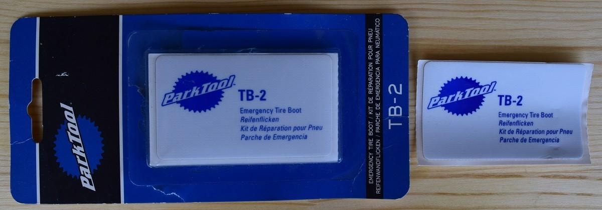 パークツールTB-2タイヤブート