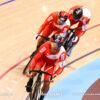 日本オリンピック出場圏外へ、まさかの予選敗退/男子チームスプリント・2020世界選手