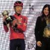 五輪代表を決めた増田、ナイスガイ賞を受賞! 現地からお届け、スペインでのレース裏