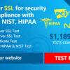 SSL Security Test   Scan Web and Email Server SSL TLS STARTTLS Encryption