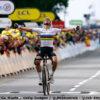 ツール・ド・フランス2021開幕 初日は地元のアラフィリップ優勝|サイクルスポーツが